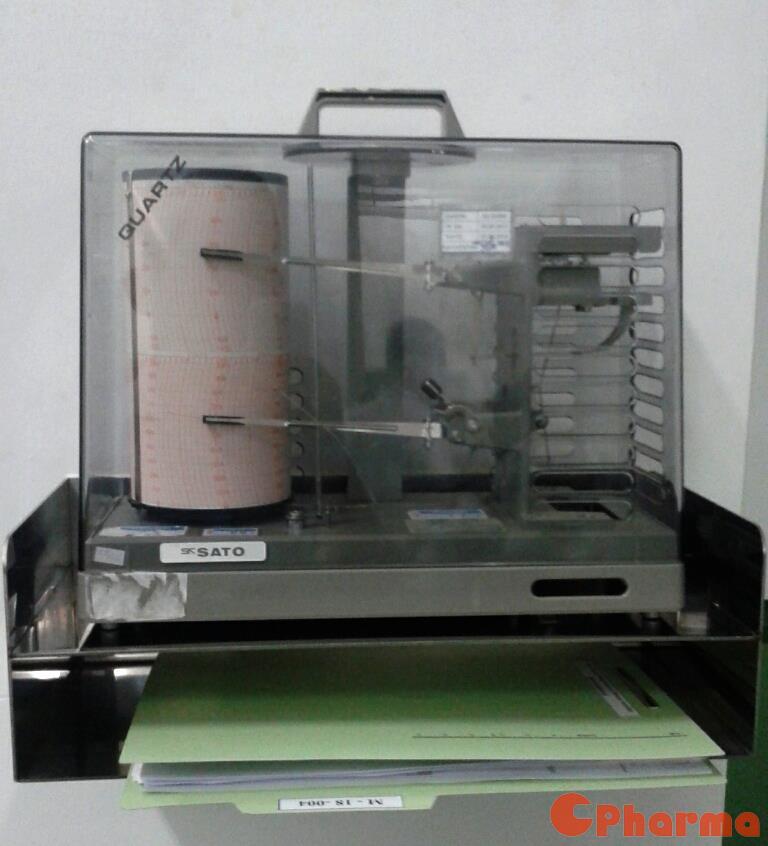 Nhiệt kế ẩm kế là một thiết bị không thể thiếu khi triển khai GMP