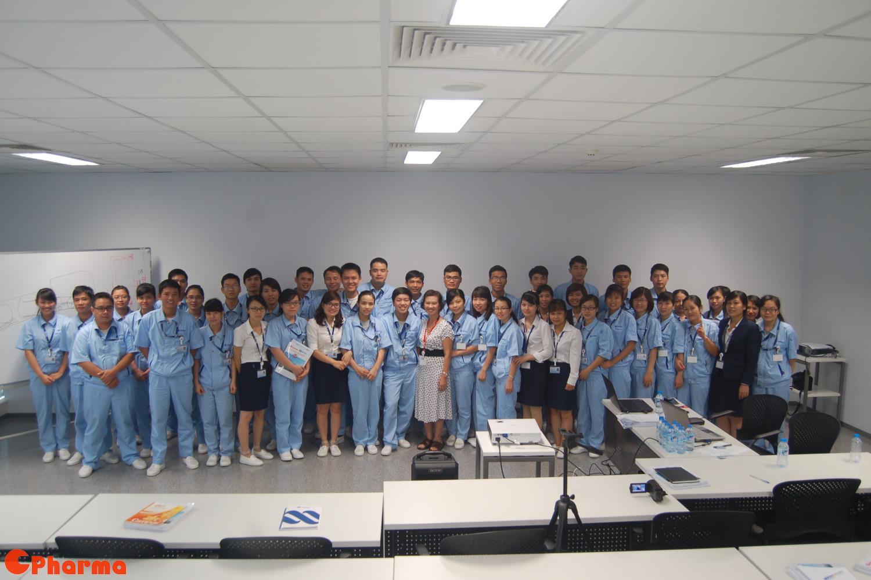 Finish GMP class