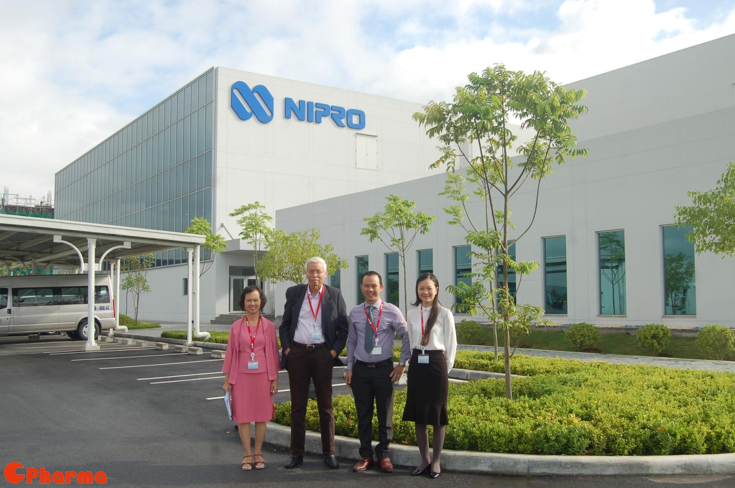 Pre audit at Nipro Pharma Vietnam 1st time