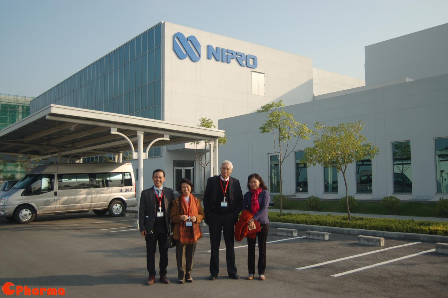 Pre audit at Nipro Pharma Vietnam 2nd time