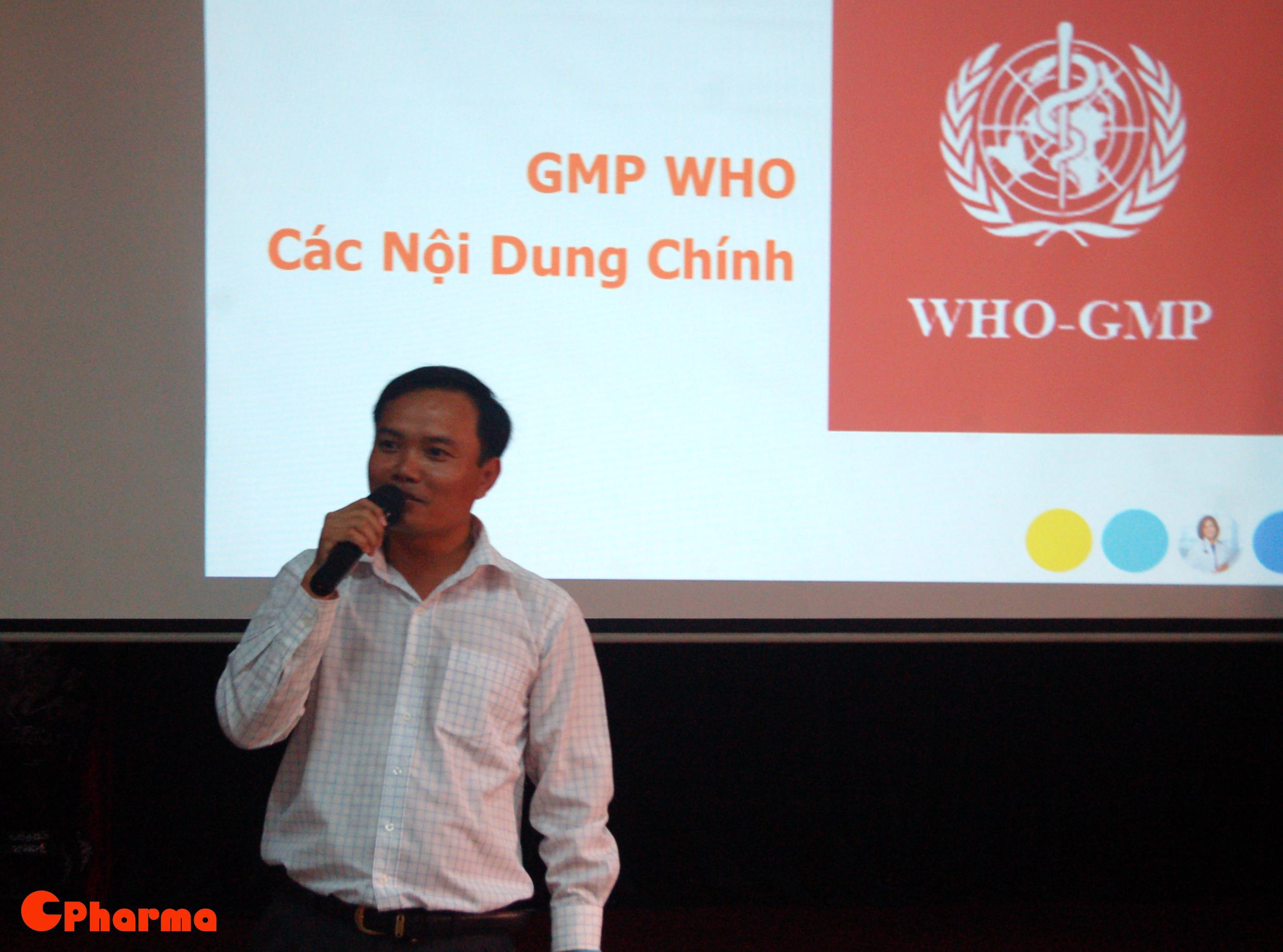 Học viên từ nước bạn Lào