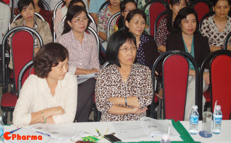 Tổng Giám đốc Lê Minh Hồng tham gia từ đầu đến cuối khóa