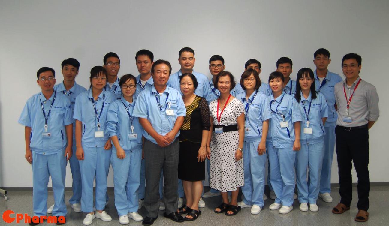 Tổng kết lớp huấn luyện GLP